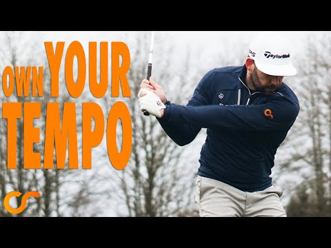 HOW TO OWN YOUR GOLF SWING TEMPO