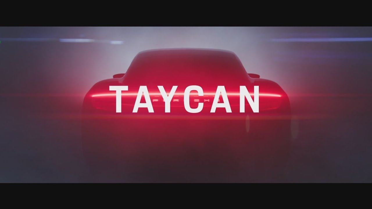 How to pronounce Taycan.