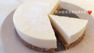 HOW TO MAKE CHEESE CAKE (NO BAKE)