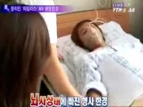 083006-YTN star Hankyung Siwon Timeless MV shooting