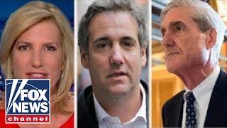 Ingraham: Cohen raid part of Mueller's fishing expedition?