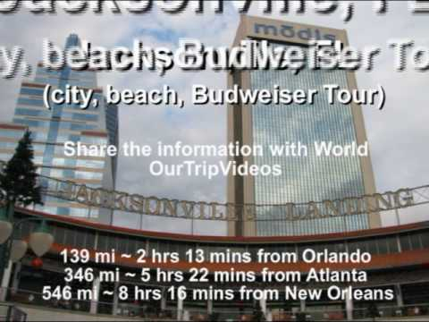 Pictures of Jacksonville (City, Beach, Budweiser Tour), FL, US