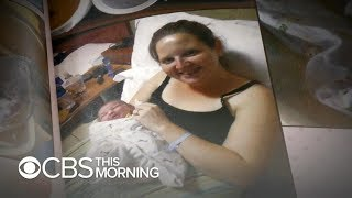 """Woman """"noticed a huge difference"""" after postpartum depression treatment"""