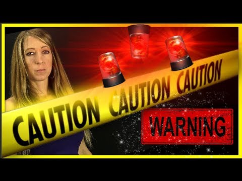 A Warning Message For Everyone Listening: You're In Unusual Danger & About To Be Removed!