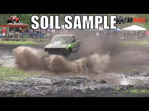 SOIL SAMPLE Chevy Mega Truck At Perkins Spring Mud Bog