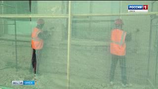 Масштабный ремонт фасадов в Омске привлек внимание правоохранительных органов