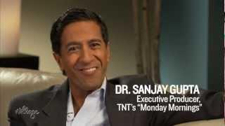 What's Sanjay Gupta's Favorite Medical TV Show?