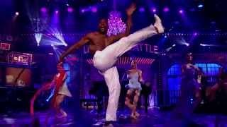 Lip Sync Battle - Terry Crews vs Mike Tyson