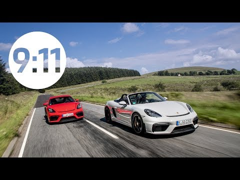 9:11 Magazine Episode 13: The Motor Racing Gene Extended Version