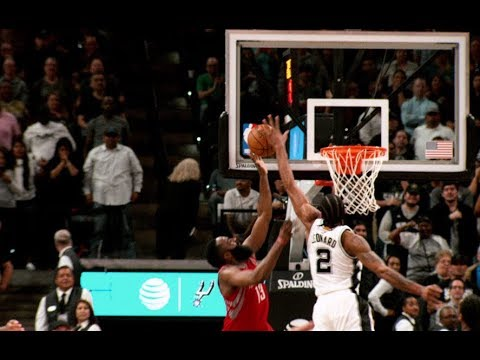 Top 50 Blocks of the 2017 NBA Season