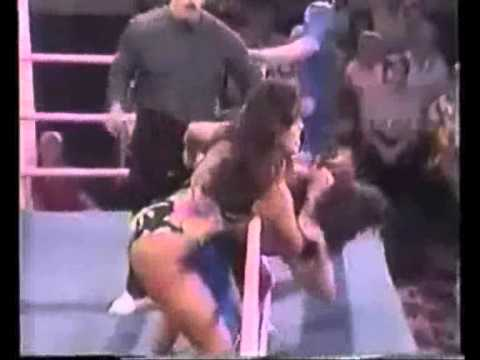 Low Blows Women Wrestling 35