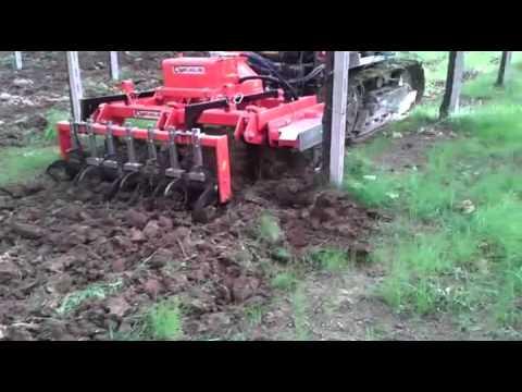 Ripper drenatore npm dietro newholland cingolo 95cv for Di raimondo macchine agricole
