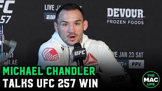 """Michael Chandler: """"Conor McGregor will dust himself off and come back"""""""