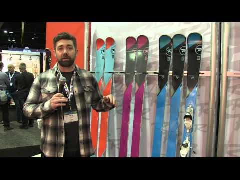 SIA 2016 - Rossignol Temptation Skis - Altrec.com