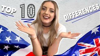 Top 10 Biggest Differences Between Australia and America