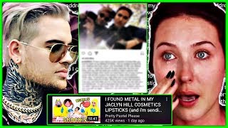 Jaclyn Hill HIDES As Metal Is Found In Lipsticks