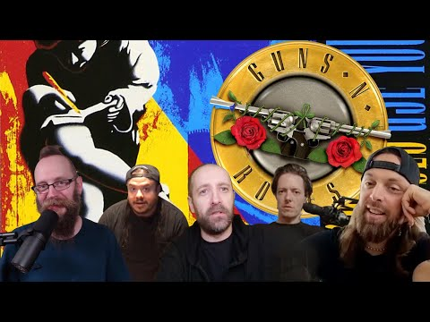Metal Musicians Reflect On GUNS N ROSES Use Your Illusion 1&2   Metal Injection