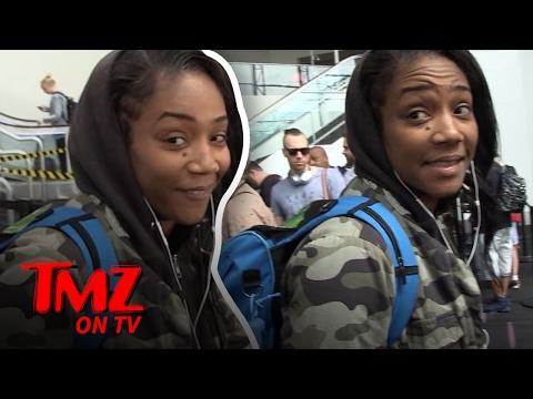 Tiffany Haddish Talks About Desensitizing The N-Word   TMZ TV