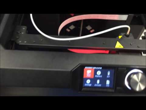 MakerBot Replicator+ Unboxing