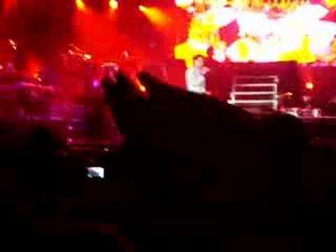 Marc Anthony Ahora Quien En vivo Barcelon Palau Sant Jordi