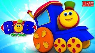 Bob The Train Nursery Rhymes For Children