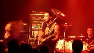 Limehouse Lizzy - Cowboy Song / The Boys Are Back In Town, Hertford Corn Exchange