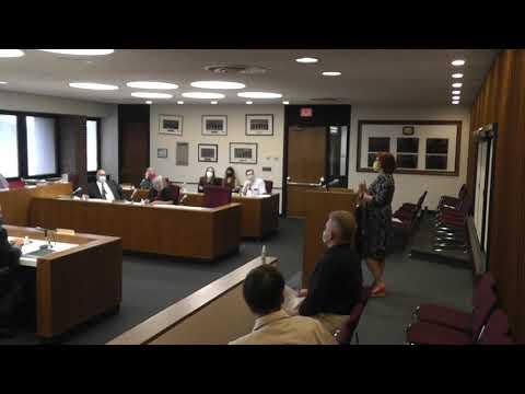 Clinton County Legislature Meeting  9-22-21