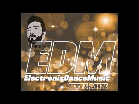 Electro Dance Music Hits Mix Ruben Garrido Dj