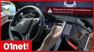 Tesla Autopilot : que risquez-vous à abuser de cette techno ?