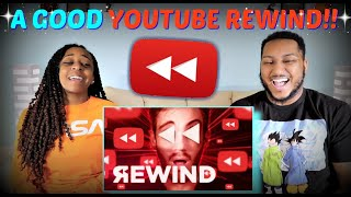 "Pewdiepie ""YouTube Rewind 2019, But It's Actually Good"" REACTION!!"