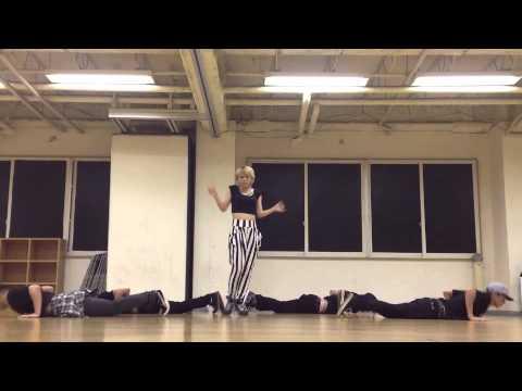 板野友美×DA PUMP KENZO「1%」 DANCE TRIAL EDIT  振り付けDA PUMP KENZO&AKKO