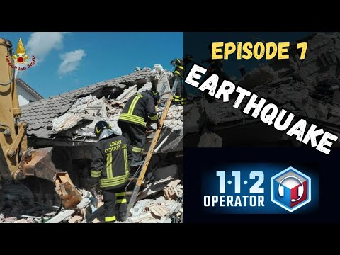 112 Operator - Earthquake! - #7