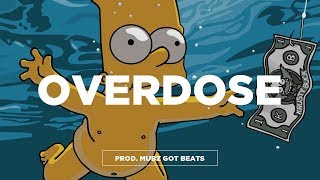 "(Free) Drake Feat Young Thug x Fetty Wap Type Beat - ""Overdose"" | Wavey Trap Type Beat Instrumental"