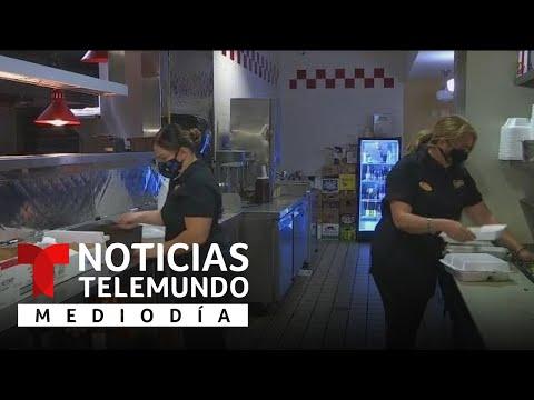 Dueños de restaurantes piden no pagar tasas por licencias en California debido a la pandemia