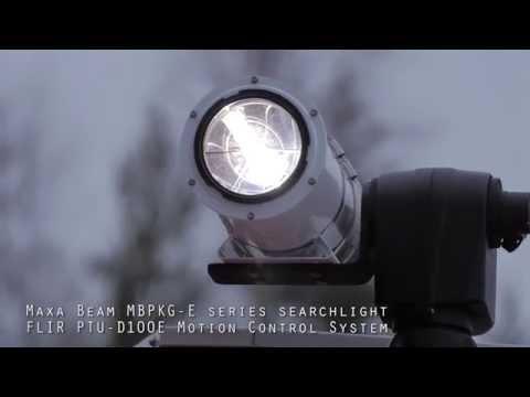 STV Peak Beam Systems Searchlight