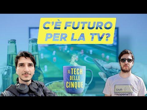 """C'è un futuro per la TV """"clas …"""