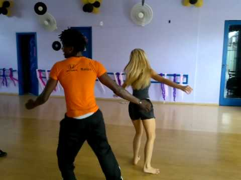 Baixar Aerodance Brasil ensaiando Safadim, Safadinho