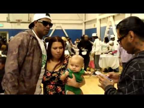 """MASTER P's Family 17th Annual Thanksgiving """"Feed Our People """" Event"""