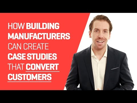 Building Materials Case Study Conversion Formula