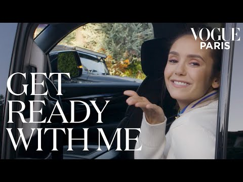 Nina Dobrev from Vampire Diaries invites us into her home in  LA   Get Ready With Me   Vogue Paris