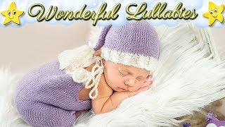 Super Relaxing Baby Lullaby Hushaby Berceuse ♥ Soft Bedtime Sleep Music ♫ Good Night Sweet Dreams