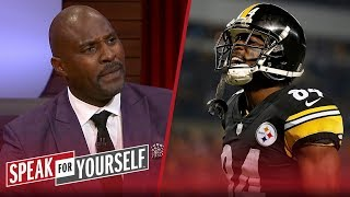 Marcellus Wiley strongly disagrees the Raiders will regret acquiring AB | NFL | SPEAK FOR YOURSELF