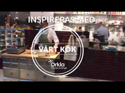 Inspireras med Vårt Kök: Vit choklad  och vaniljcrème med färska bär