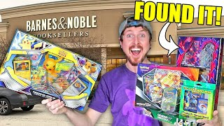 *WHERE TO FIND POKEMON EVOLUTIONS PACKS!* Searching Barnes & Noble and Other Stores (opening cards)