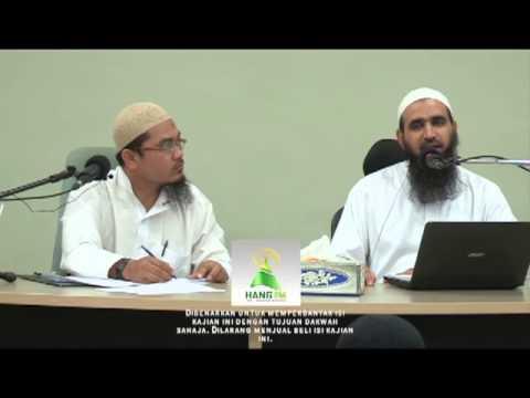 2. Sholat Khusu' bersama Rasulullah - Syeikh Malik Hussein Sya'ban Hasan