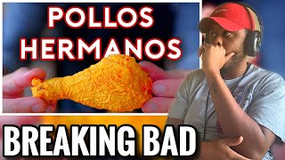 BINGING WITH BABISH: POLLOS HERMANOS FROM BREAKING BAD REACTION