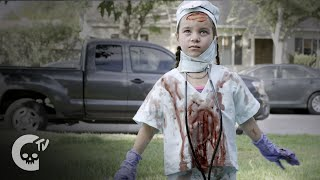 """Playing Doctor   """"Next Patient""""   Crypt TV Monster Universe   Funny Short Horror Film"""