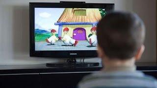 Sức khỏe và đời sống - Tác hại của việc xem tivi nhiều với trẻ em