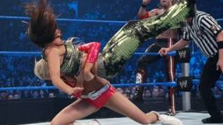 SmackDown: Edge & Kelly Kelly vs. Dolph Ziggler, Michelle