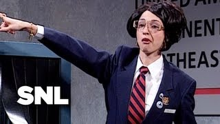 Airport Security - Saturday Night Live